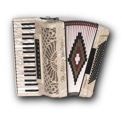 Fisarmonica a piano Mod. 5