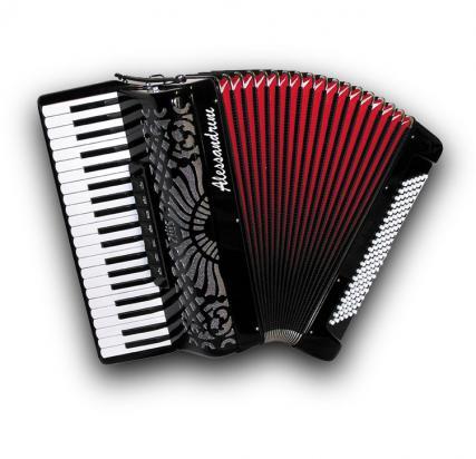 Fisarmonica a piano Mod. 6
