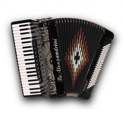 Fisarmonica a piano Mod. 8