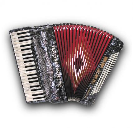Fisarmonica a piano Mod. 9